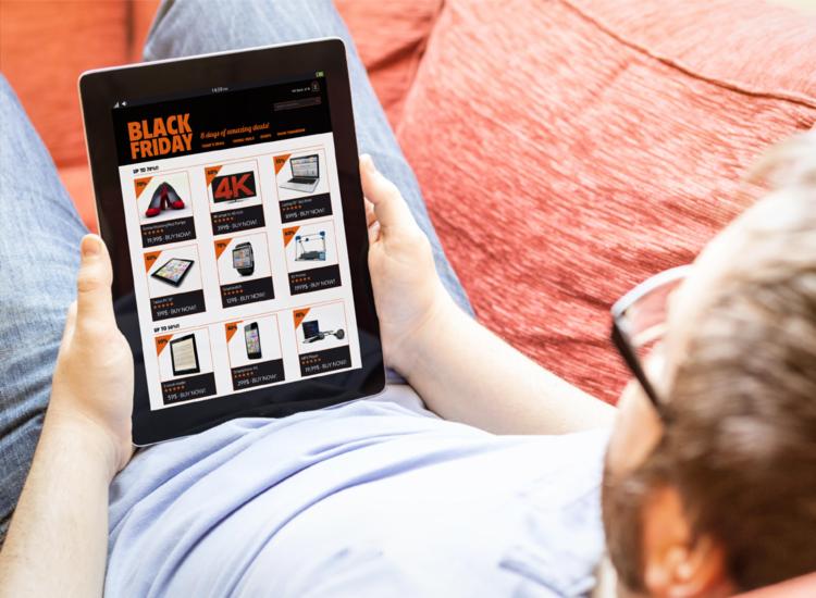 Consumidor precisa analisar se a promoção realmente vale a pena e se o site é confiável - Foto: Divulgação   Shutterstock