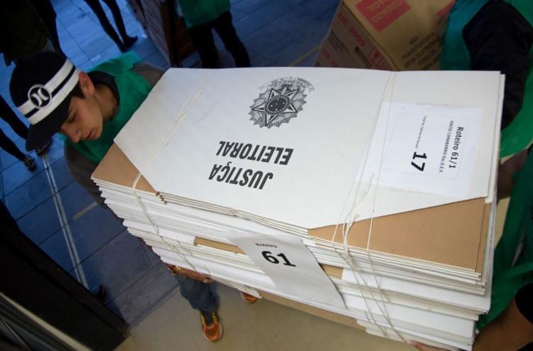 2º turno das eleições 2020 é realizado neste domingo, 29, em 57 cidades de todo o país - Foto: Marcelo Camargo | Agência Brasil