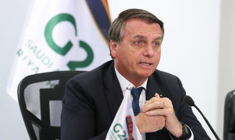 Ele destacou que conservação ambiental deve combinar com prosperidade | Foto: Marcos Corrêa | PR - Foto: Marcos Corrêa | PR