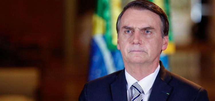Bolsonaro disse que França age