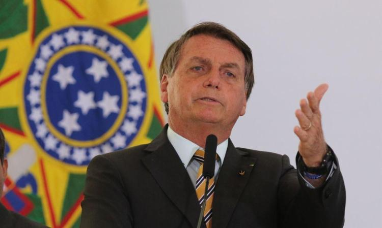 O presidente cumpre agenda nesta sexta, 4, na capital baiana - Foto: Fabio Rodrigues Pozzebom | Agência Brasil