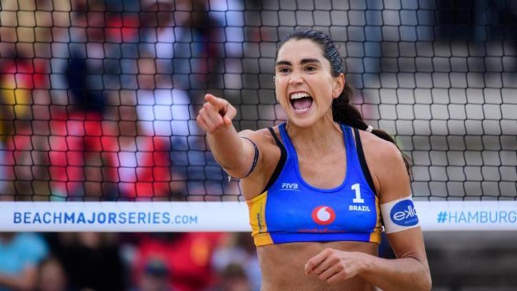 Na primeira instância, a atleta havia tido a pena convertida em multa, mas quis recorrer mesmo assim   Foto: Divulgação   CBV - Foto: Divulgação   CBV