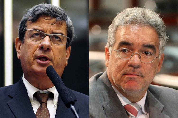 Colbert Martins e Zé Neto disputam o segundo turno em Feira de Santana - Foto: Divulgação