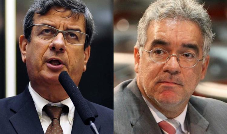 Colbert Martins e Zé Neto protagonizam um disputa bastante polarizada em Feira de Santana - Foto: Divulgação