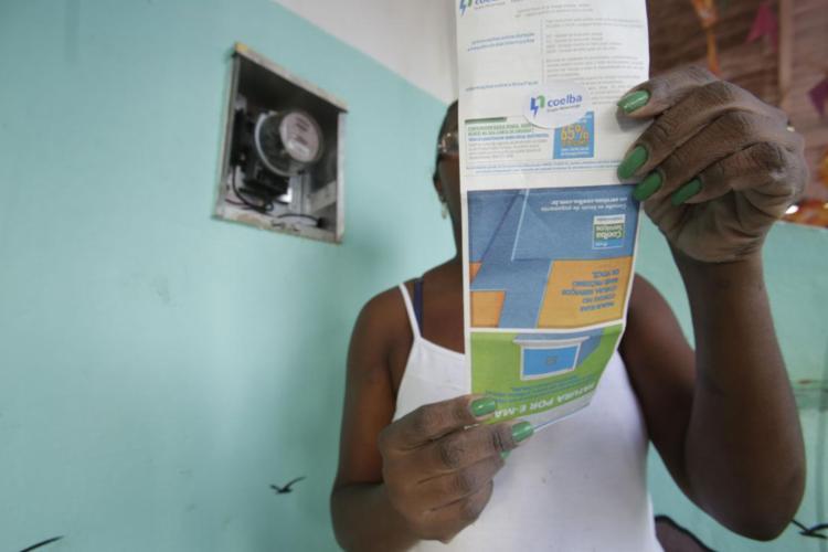 Aneel impôs a bandeira vermelha 2 em junho por causa da crise hídrica que o Brasil enfrenta I Foto: Ag. A TARDE | Arquivo - Foto: Ag. A TARDE | Arquivo