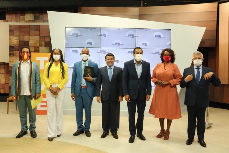 Candidatos tterão uma nova oportunidade de debater as propostas em enocntro que será transmitido pela TVE - Foto: Divulgação