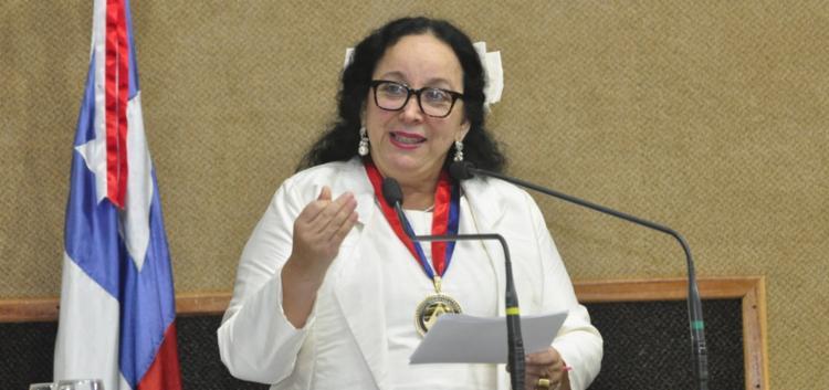 Desembargadora Maria Santiago - Foto: Divulgação