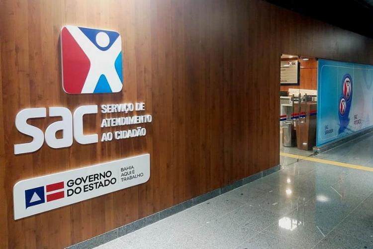 A 79ª unidade da rede SAC é fruto da junção dos postos SAC Paralela   Foto: Divulgação - Foto: Divulgação