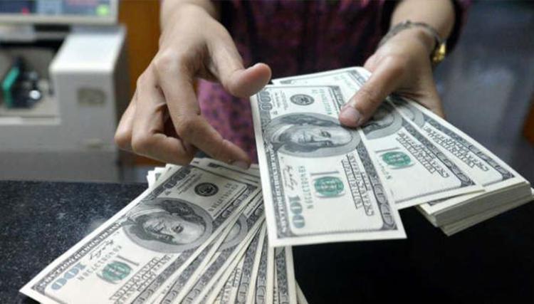 Dólar comercial encerrou esta terça-feira, 3, vendido a R$ 5,762, com alta de R$ 0,024 (+0,42%) | Foto: Arquivo | AFP - Foto: Arquivo | AFP