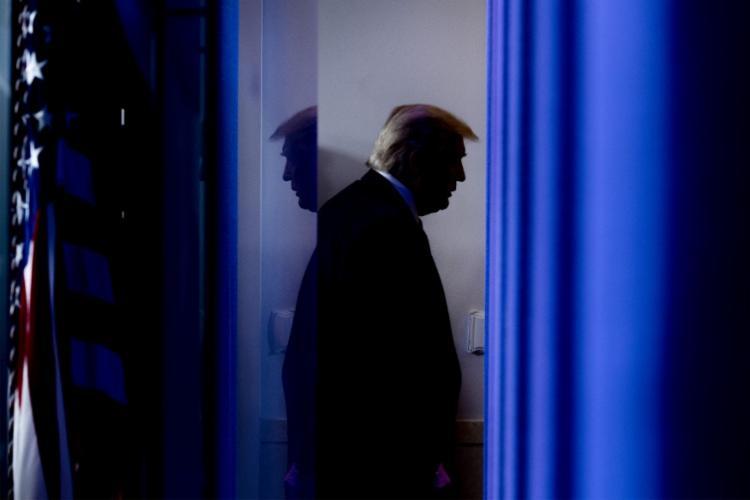 Donald Trump ainda não reconheceu sua derrota para Joe Biden. - Foto: JIM WATSON / AFP