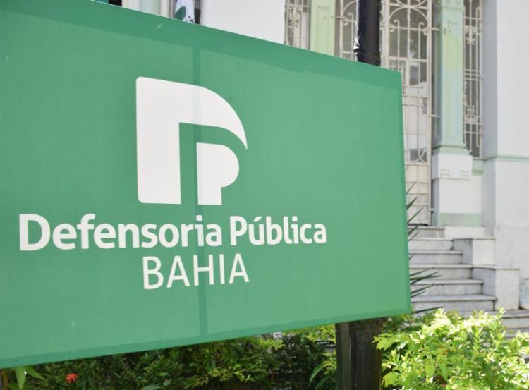 Recesso da instituição é de 20 de dezembro a 6 de janeiro | Foto: Divulgação | DPE-BA - Foto: Divulgação | DPE-BA