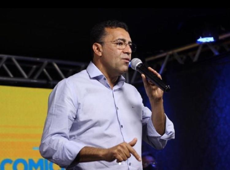 Dudy (PSD) foi eleito para os próximos quatro anos no município localizado na Bacia do Jacuípe - Foto: Reprodução: Instagram