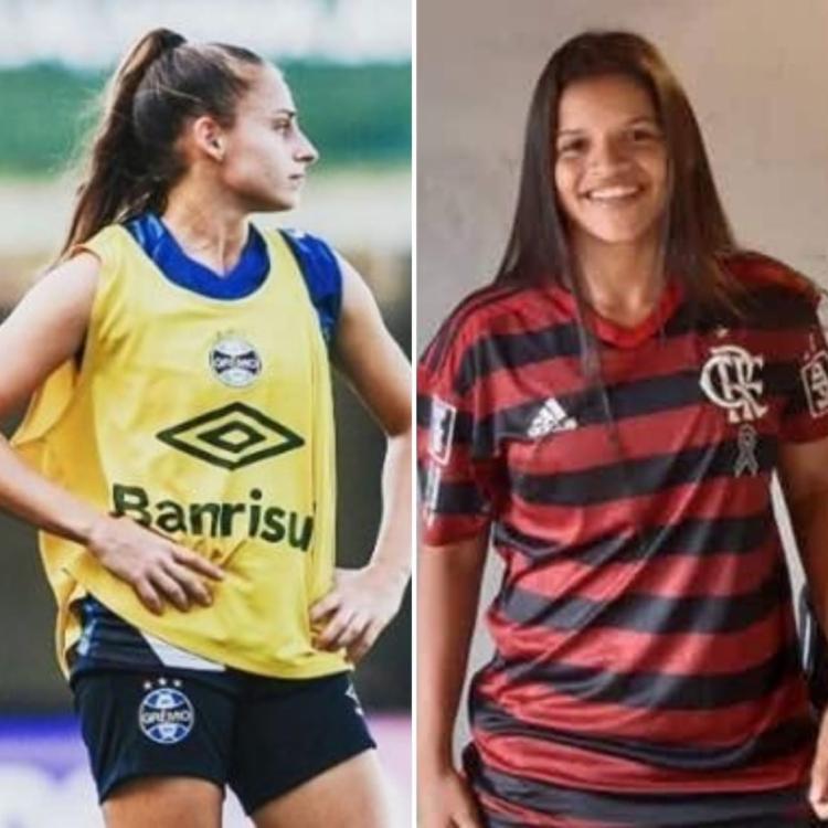 Jissele e Camila foram anunciadas pelo Bahia | Foto: Divulgação - Foto: Divulgação