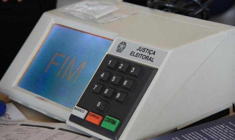 Seja um Cidadão Repórter! Envie informações sobre votações, irregularidades ou aglomerações para a nossa equipe de reportagem   Foto: Elza Fiúza   Agência Brasil - Foto: Elza Fiúza   Agência Brasil