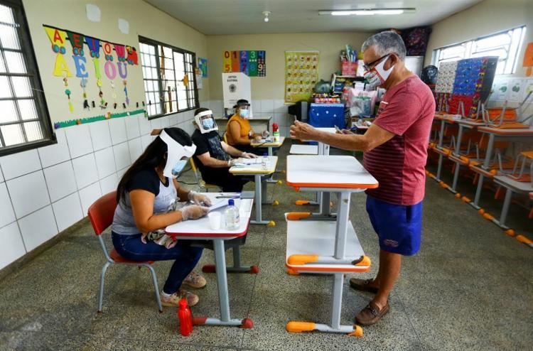 95 cidades no Brasil possuem mais de 200 mil eleitores - Foto: Marcelo Camargo   Agência Brasil