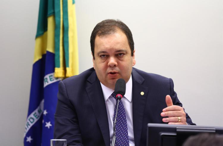 O deputado baiano Elmar Nascimento (DEM) é cotado para presidir a comissão de orçamento - Foto: Divulgação