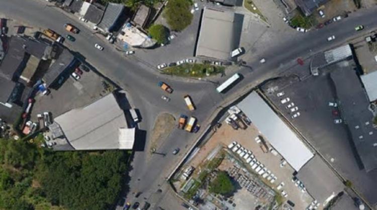 Foram realizados serviços de drenagem, pavimentação, iluminação em LED, meio-fio, passeio e sinalização horizontal | Foto: Reprodução - Foto: Reprodução