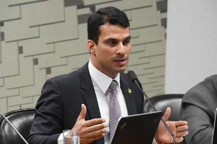 Parlamentar é filho da também senadora Kátia Abreu (PP) | Foto: Arquivo | Agência Senado - Foto: Arquivo | Agência Senado