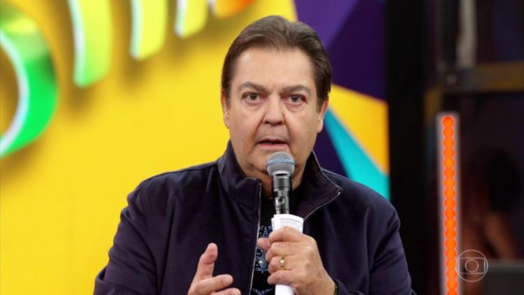 Apresentador passou por exames médicos | Foto: Reprodução | TV Globo - Foto: Reprodução | TV Globo