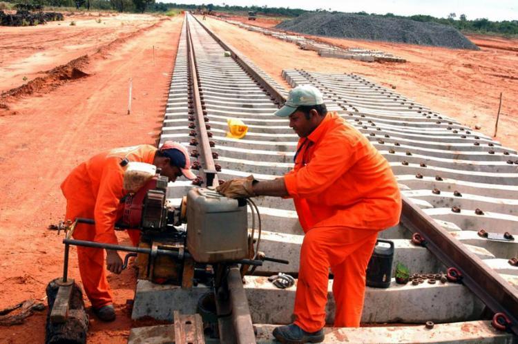 A Fiol será um importante corredor de escoamento de minério e grãos - Foto: Divulgação