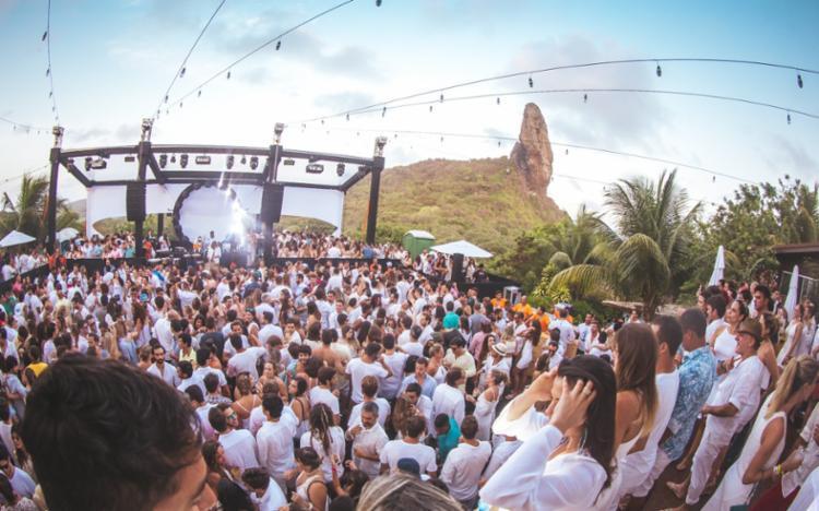 Festa do Taípe, em Trancoso, é um dos destinos mais procurados para o Réveillon - Foto: Divulgação