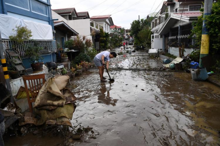 Pior tempestade da história recente aconteceu em 2013 | Foto: Ted Aljibe | AFP - Foto: Ted Aljibe | AFP