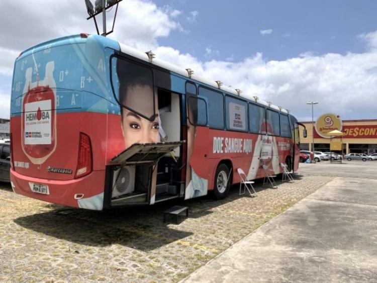 Colaboradores, pacientes, visitantes e população apta em geral podem participar da ação | Foto: Camila Souza | GOVBA - Foto: Camila Souza | GOVBA
