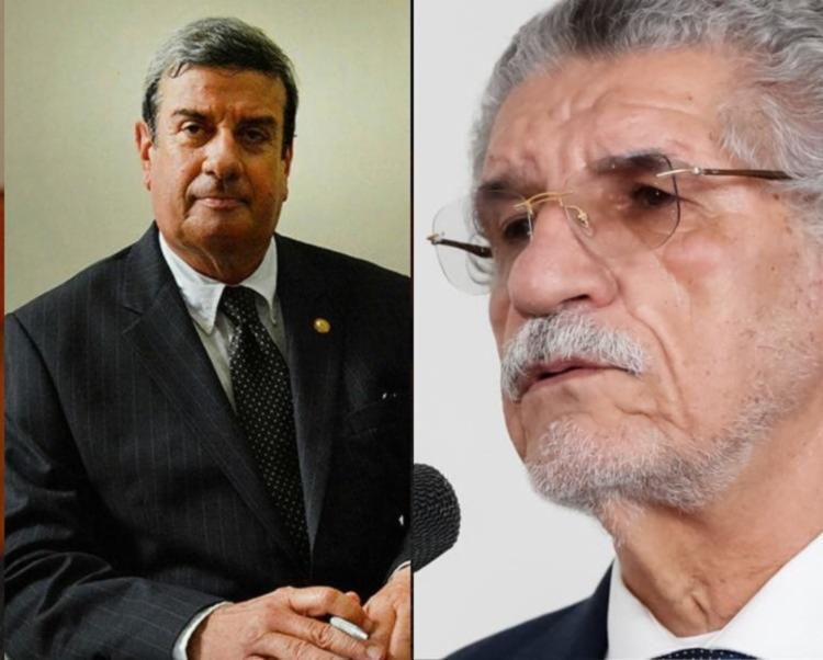 Colbert Martins (MDB) e Herzem Gusmão disputam o 2º turno das eleições em Feira de Santana e Vitória da Conquista - Foto: Divulgação