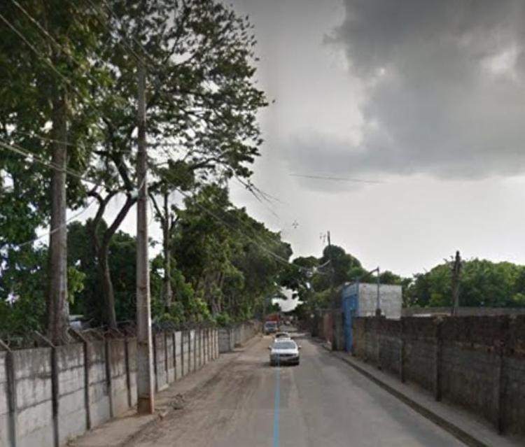 Homem possuía passagens por tráfico e porte de arma | Foto: Reprodução | Google Maps - Foto: Reprodução | Google Maps