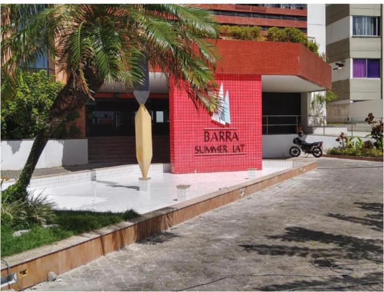 Ele foi encontrado no apart hotel Barra Summer Flat, em Salvador | Foto: Divulgação | SSP - Foto: Divulgação | SSP
