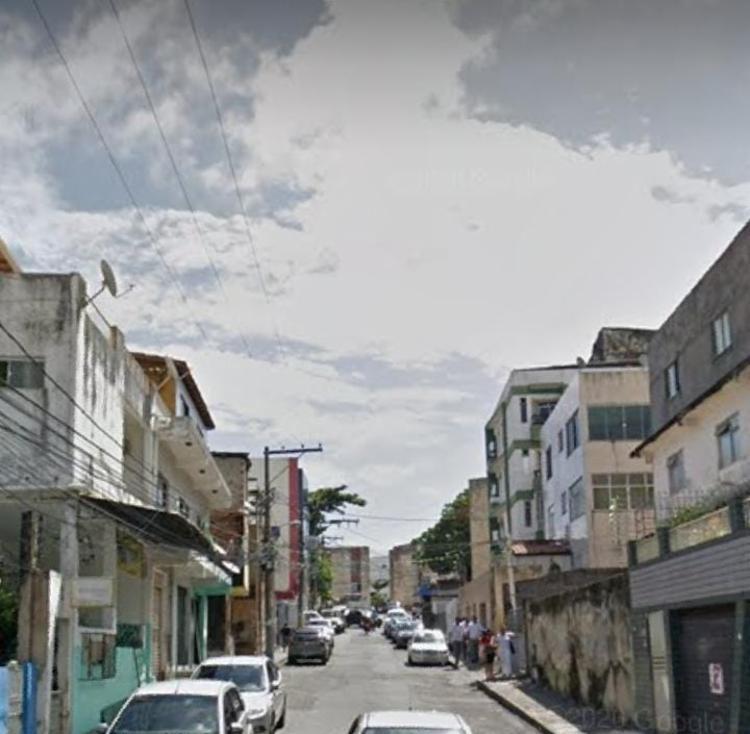 A causa do incêndio não foi informada   Foto: Reprodução   Google Street View - Foto: Reprodução   Google Street View