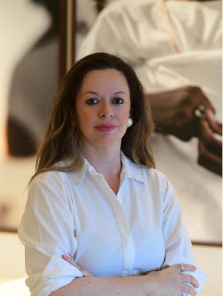 Isabela Suarez é presidente da Fundação Baía Viva - Foto: Divulgação