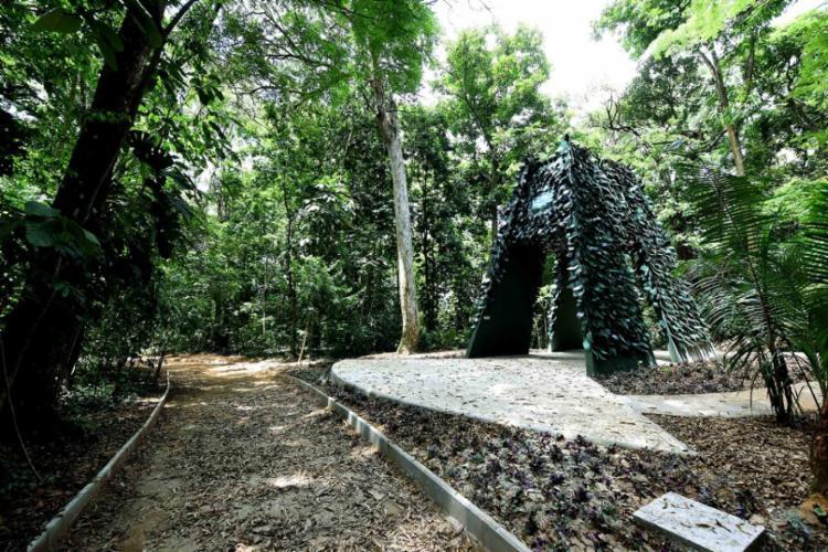 Local passou por obras concluídas em um ano, com investimento de R$9,6 milhões | Foto: Valter Pontes | Secom