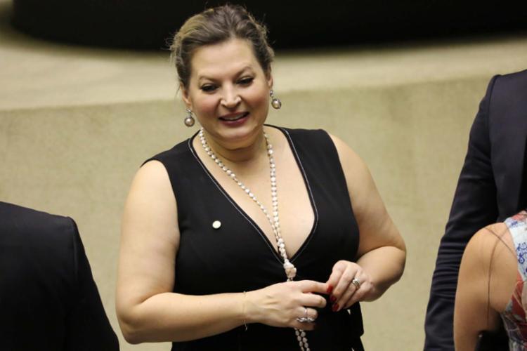 Joice Hasselmann (PSL), candidata à prefeitura de São Paulo, é uma das mais atacadas nas redes - Foto: divulgação