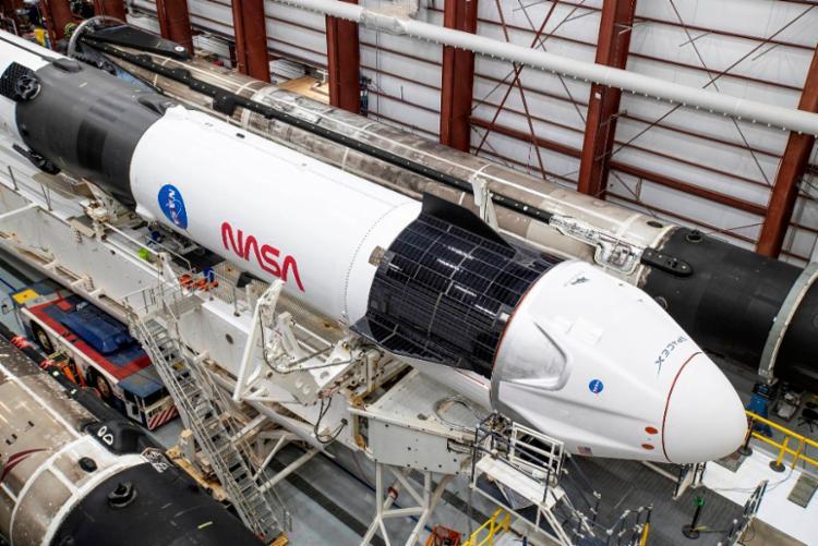 Novo lançamento será neste domingo à noite | Foto: Divulgação | NASA - Foto: Divulgação | NASA