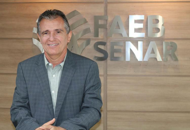 Humberto Miranda: 'Brasil e EUA saberão se entender   Foto: Ascom Sistema Faeb   Senar - Foto: Ascom Sistema Faeb   Senar