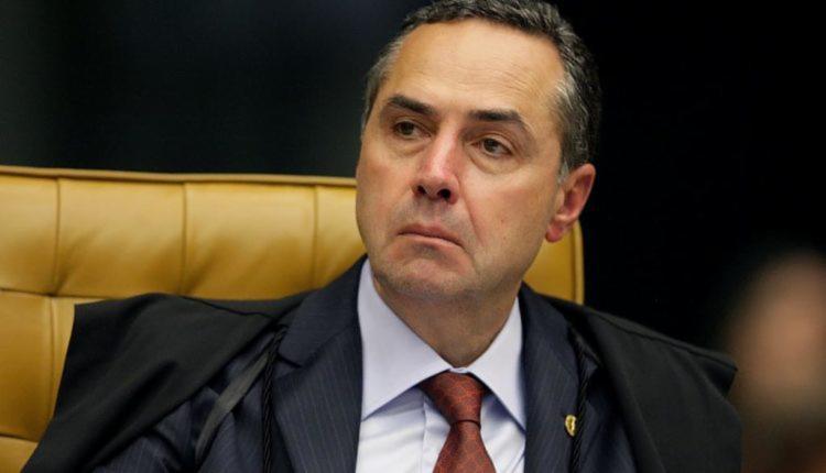 Barroso também rechaçou as acusações de fraude nas urnas eletrônicas | Foto: Fellipe Sampaio | SCO | STF - Foto: Foto: Fellipe Sampaio | SCO | STF