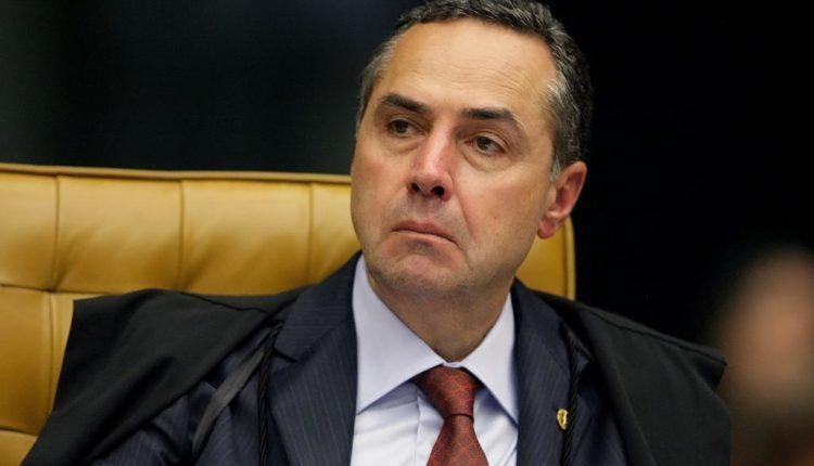 Em despacho ao presidente do Senado, Rodrigo Pacheco, Luís Roberto Barroso determinou que o Senado instale a CPI da Pandemia. Foto: Fellipe Sampaio | SCO | STF - Foto: Foto: Fellipe Sampaio | SCO | STF