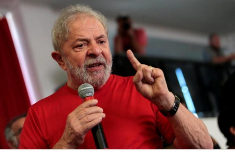 Defesa de Lula agora tem cinco dias para se manifestar sobre o recurso da PGR | Foto: Divulgação - Foto: Divulgação