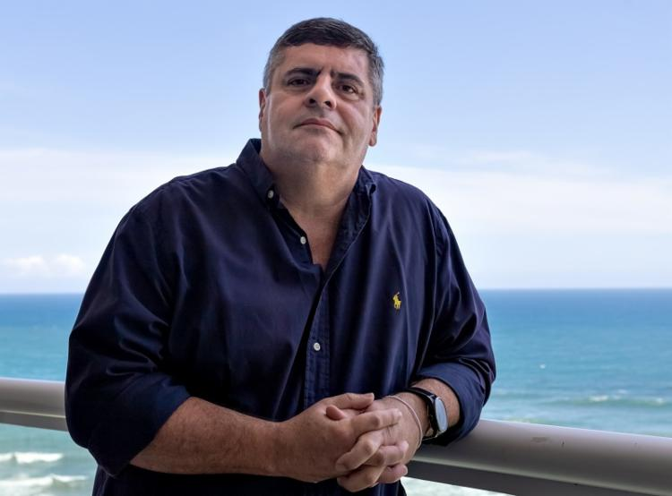 Ricardo Martins é Sócio fundador do Grupo EVA | Foto - @sanjrphoto - Foto: Foto | @sanjrphoto