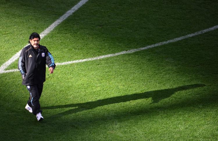 Astro do futebol morreu na última quarta-feira, 25 | Foto: Christophe Simon | AFP - Foto: Christophe Simon | AFP
