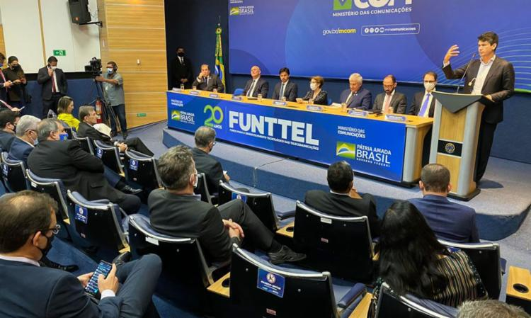 Repasse do Funttel será operacionalizado pelo BNDES e pela Finep | Foto: Fábio Rodrigues Pozzebom | Agência Brasil - Foto: Fábio Rodrigues Pozzebom | Agência Brasil