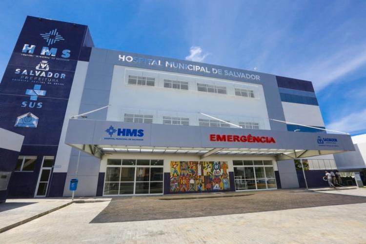 Hospital Municipal de Salvador (HMS) vai disponibilizar 1.120 vagas para exames de imagem | Foto: Divulgação | Santa Casa - Foto: Divulgação | Santa Casa