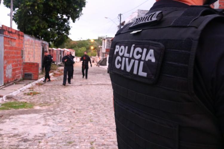 Operação Franciscano combate duas facções rivais na Bahia   Foto: Divulgação   SSP - Foto: Divulgação   SSP