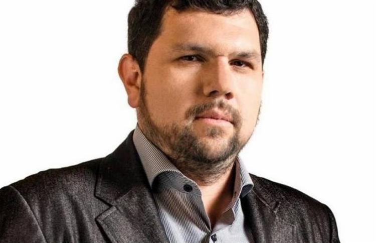 Oswaldo Eustaquio é acusado de organizar atos em defesa da ditadura militar e pelo fechamento do Congresso Nacional. - Foto: Reprodução