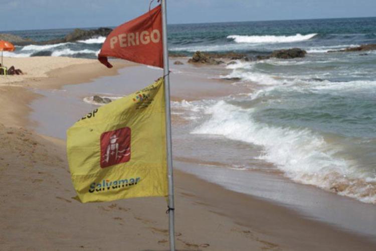 Entre as praias com maior quantidade de ocorrência estão as de Jardim de Alah, Jaguaribe e Praia do Flamengo | Foto: Divulgação - Foto: Divulgação