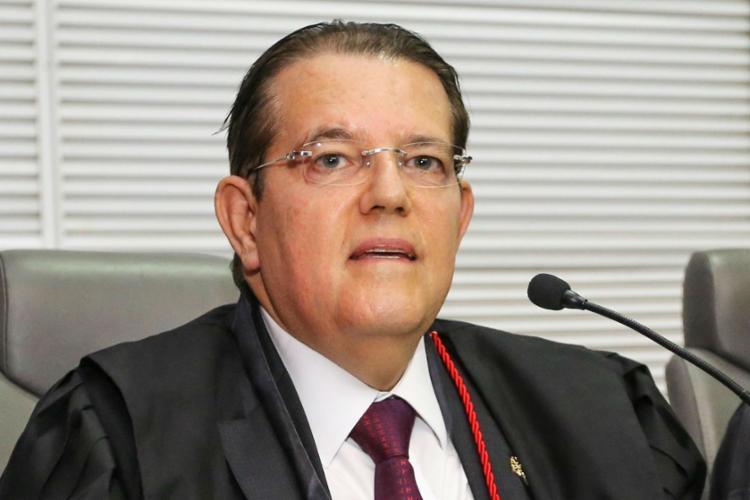 O presidente do TRE-BA, jatahy Júnior, afirmou que o balanço das eleições municipais, feitas em meio à pandemia do Covid-19, é positivo - Foto: dIVULGAÇÃO