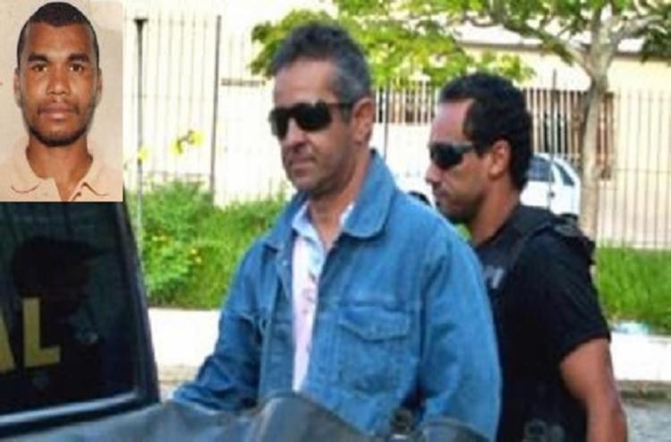 Marcos Gomes voltou ao sistema prisional nesta quinta-feira, 5 - Foto: Reprodução