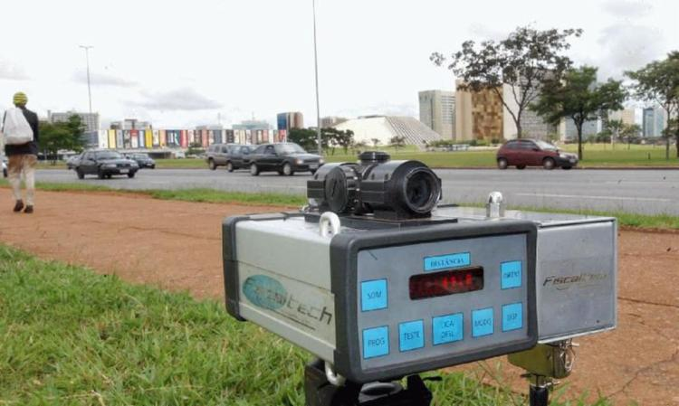Entrou em vigor resolução do Conatran com novas regras para os radares | Foto: Agência Brasil - Foto: Foto: Agência Brasil