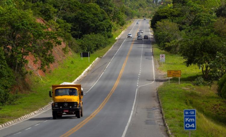 Intervenções visam conservar a infraestrutura das rodovias e contribuir com a segurança e mobilidade dos usuários   Foto: Divulgação - Foto: Divulgação